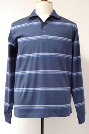 Bild von Herren Poloshirt mit Knopfleiste