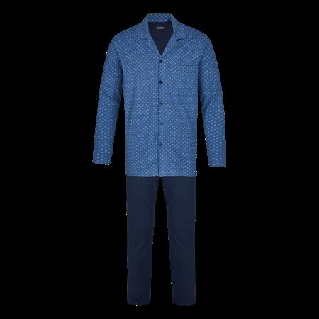 Bild von Pyjama mit durchgehender Knopfleiste