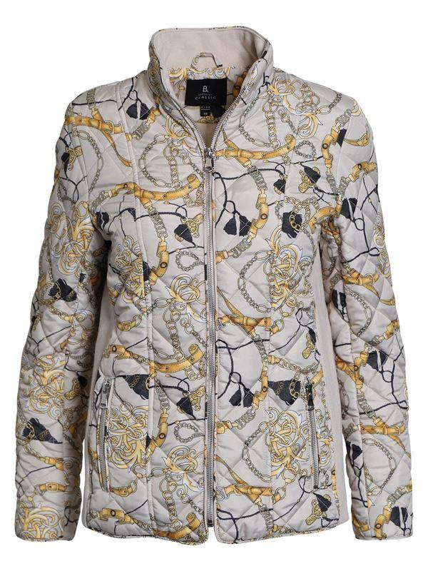Modische Jacke