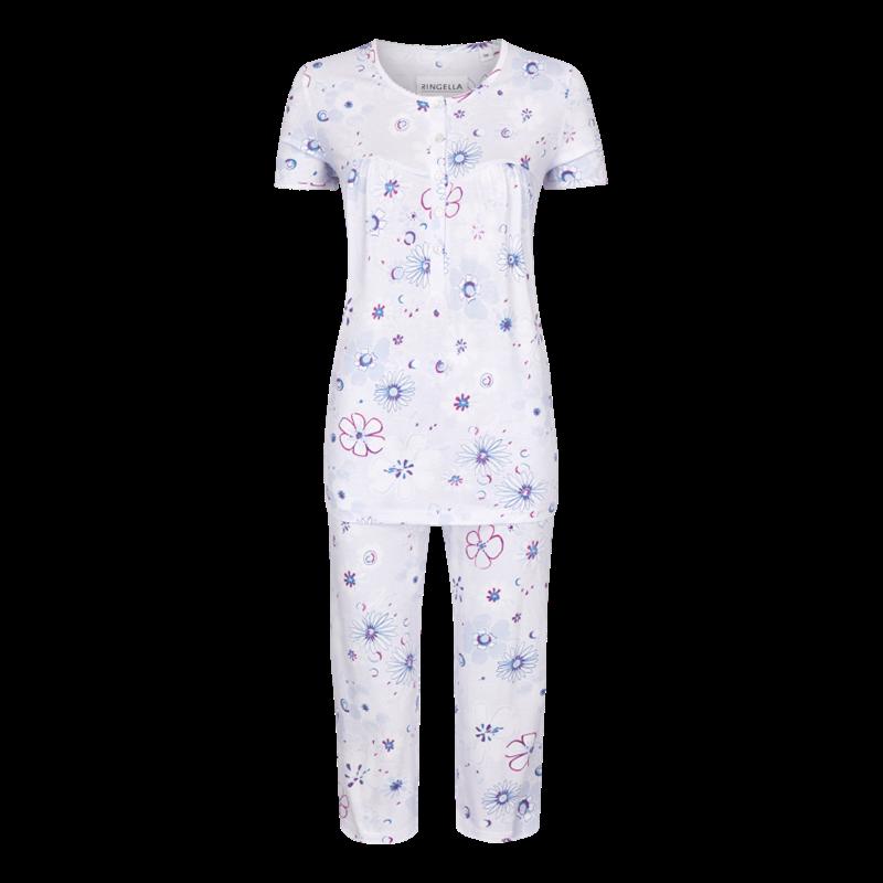 Bild von Pyjama mit Caprihose