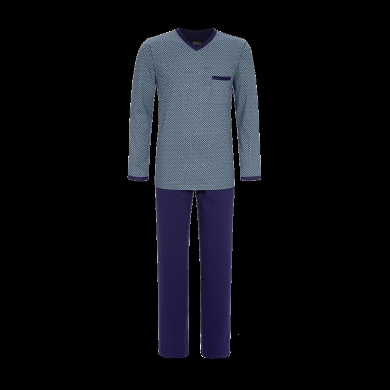 Bild von Pyjama mit V-Ausschnitt