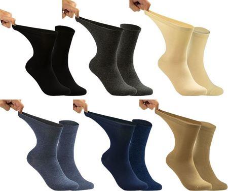 Bild von Socken für Diabetiker, Wasserbeine und Problemfüße